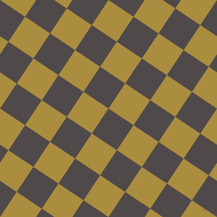56/146 degree angle diagonal checkered chequered squares checker pattern checkers background, 98 pixel square size, , Emperor and Luxor Gold checkers chequered checkered squares seamless tileable