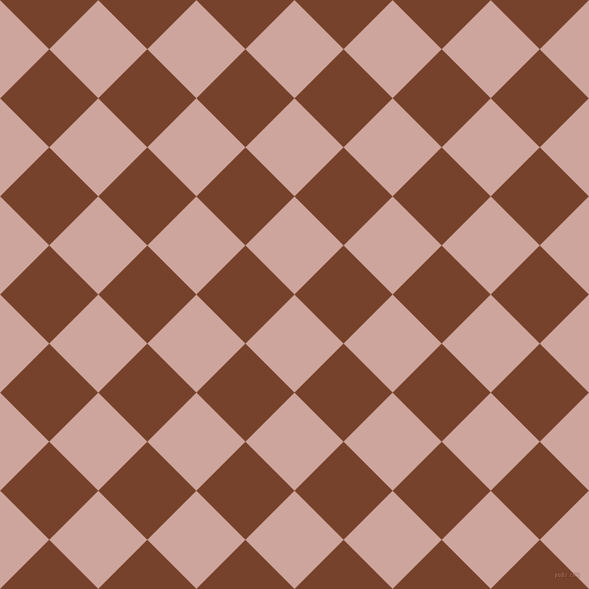 45/135 degree angle diagonal checkered chequered squares checker pattern checkers background, 98 pixel squares size, , Eunry and Copper Canyon checkers chequered checkered squares seamless tileable