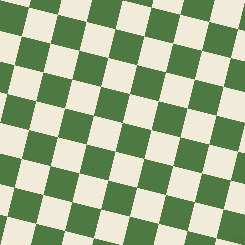76/166 degree angle diagonal checkered chequered squares checker pattern checkers background, 95 pixel squares size, , Fern Green and Buttery White checkers chequered checkered squares seamless tileable