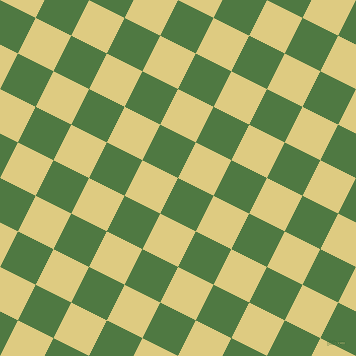 63/153 degree angle diagonal checkered chequered squares checker pattern checkers background, 79 pixel square size, , Fern Green and Sandwisp checkers chequered checkered squares seamless tileable