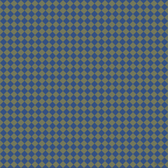 45/135 degree angle diagonal checkered chequered squares checker pattern checkers background, 17 pixel square size, , Finch and Fun Blue checkers chequered checkered squares seamless tileable