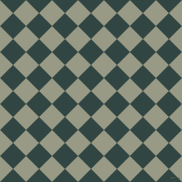 45/135 degree angle diagonal checkered chequered squares checker pattern checkers background, 73 pixel squares size, , Firefly and Lemon Grass checkers chequered checkered squares seamless tileable