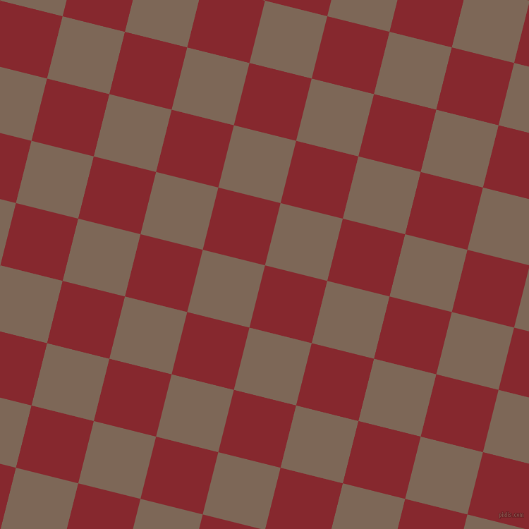 76/166 degree angle diagonal checkered chequered squares checker pattern checkers background, 91 pixel squares size, , Flame Red and Roman Coffee checkers chequered checkered squares seamless tileable