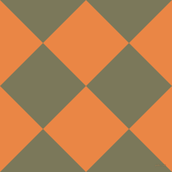 45/135 degree angle diagonal checkered chequered squares checker pattern checkers background, 200 pixel square size, , Flamenco and Kokoda checkers chequered checkered squares seamless tileable