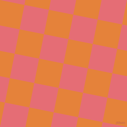 79/169 degree angle diagonal checkered chequered squares checker pattern checkers background, 99 pixel squares size, Froly and West Side checkers chequered checkered squares seamless tileable