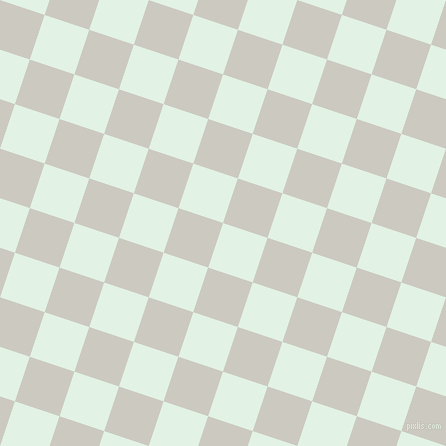 72/162 degree angle diagonal checkered chequered squares checker pattern checkers background, 47 pixel squares size, , Frosted Mint and Quill Grey checkers chequered checkered squares seamless tileable