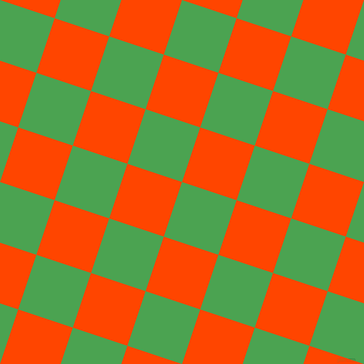 72/162 degree angle diagonal checkered chequered squares checker pattern checkers background, 114 pixel squares size, , Fruit Salad and Orange Red checkers chequered checkered squares seamless tileable