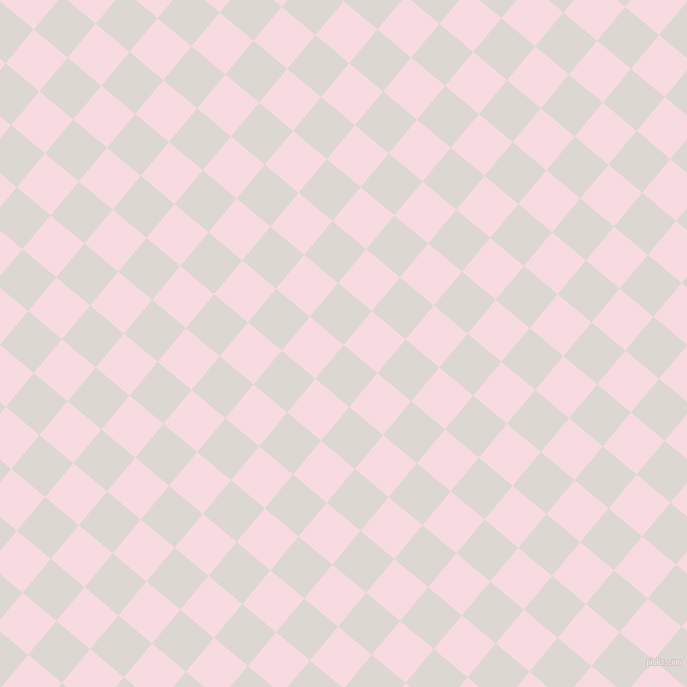 50/140 degree angle diagonal checkered chequered squares checker pattern checkers background, 44 pixel squares size, , Gallery and Carousel Pink checkers chequered checkered squares seamless tileable