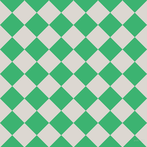 45/135 degree angle diagonal checkered chequered squares checker pattern checkers background, 56 pixel squares size, , Gallery and Medium Sea Green checkers chequered checkered squares seamless tileable