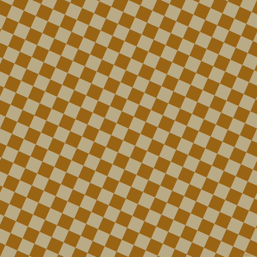 66/156 degree angle diagonal checkered chequered squares checker pattern checkers background, 44 pixel squares size, , Golden Brown and Pavlova checkers chequered checkered squares seamless tileable