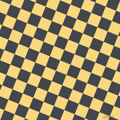 68/158 degree angle diagonal checkered chequered squares checker pattern checkers background, 38 pixel squares size, , Golden Glow and Steel Grey checkers chequered checkered squares seamless tileable