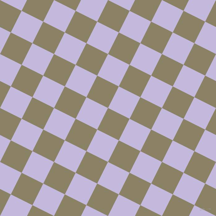 63/153 degree angle diagonal checkered chequered squares checker pattern checkers background, 78 pixel squares size, , Granite Green and Melrose checkers chequered checkered squares seamless tileable