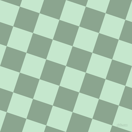 72/162 degree angle diagonal checkered chequered squares checker pattern checkers background, 70 pixel square size, , Granny Apple and Envy checkers chequered checkered squares seamless tileable