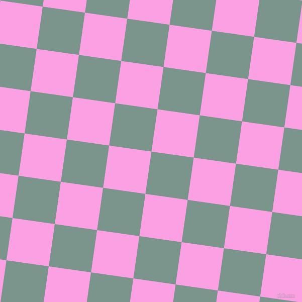 82/172 degree angle diagonal checkered chequered squares checker pattern checkers background, 85 pixel squares size, , Granny Smith and Lavender Rose checkers chequered checkered squares seamless tileable