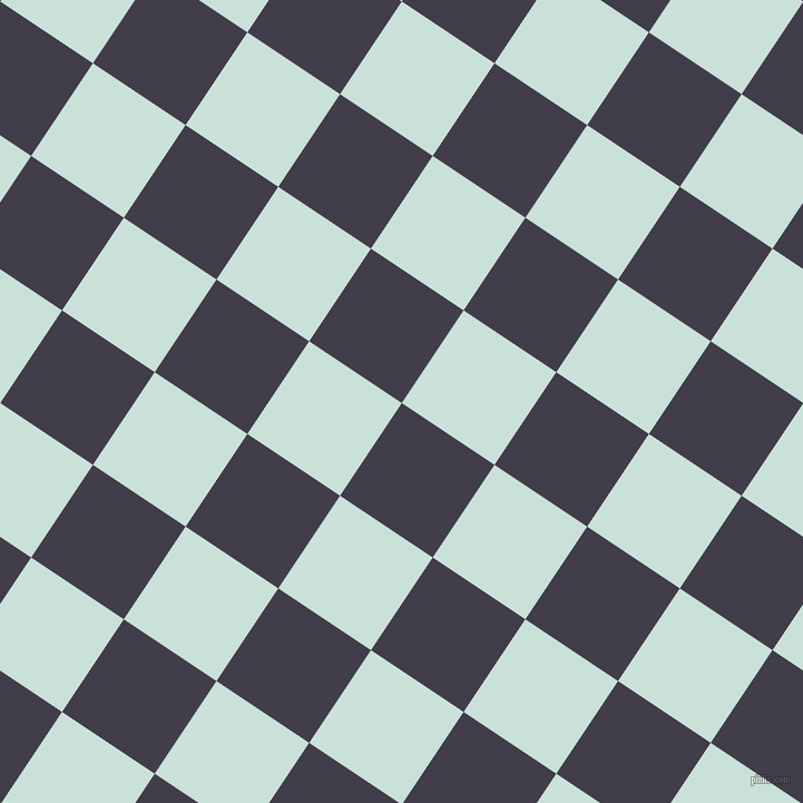 56/146 degree angle diagonal checkered chequered squares checker pattern checkers background, 100 pixel squares size, , Grape and Iceberg checkers chequered checkered squares seamless tileable