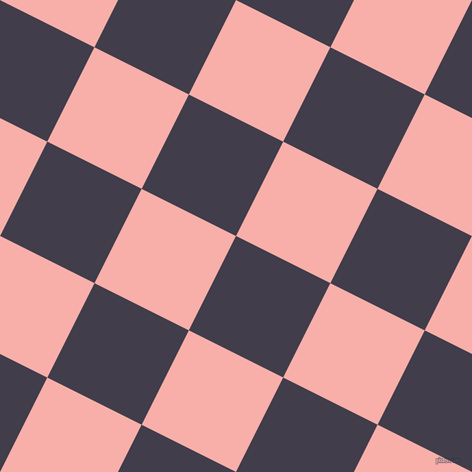 63/153 degree angle diagonal checkered chequered squares checker pattern checkers background, 154 pixel squares size, Grape and Sundown checkers chequered checkered squares seamless tileable