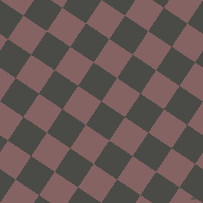 56/146 degree angle diagonal checkered chequered squares checker pattern checkers background, 108 pixel square size, , Gravel and Light Wood checkers chequered checkered squares seamless tileable