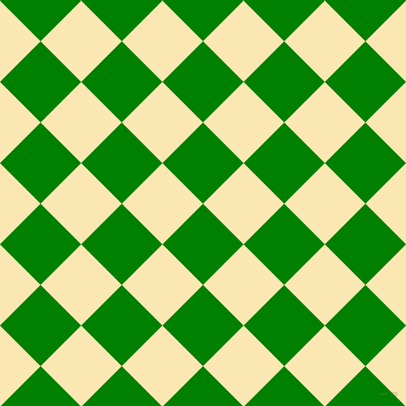 45/135 degree angle diagonal checkered chequered squares checker pattern checkers background, 114 pixel squares size, , Green and Banana Mania checkers chequered checkered squares seamless tileable