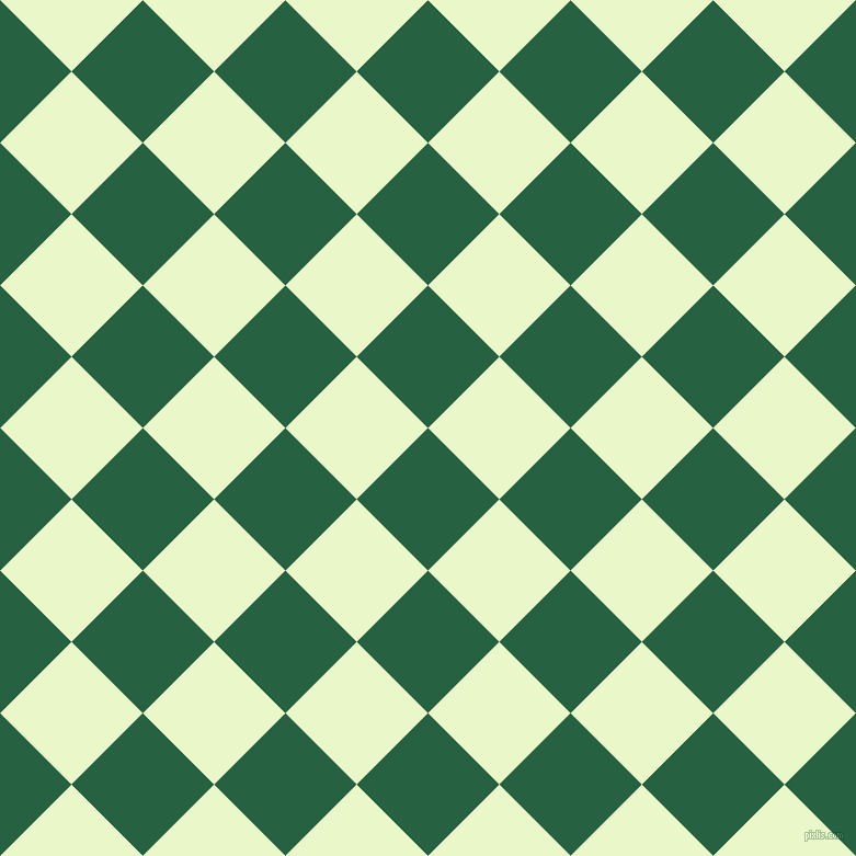 45/135 degree angle diagonal checkered chequered squares checker pattern checkers background, 92 pixel square size, , Green Pea and Snow Flurry checkers chequered checkered squares seamless tileable
