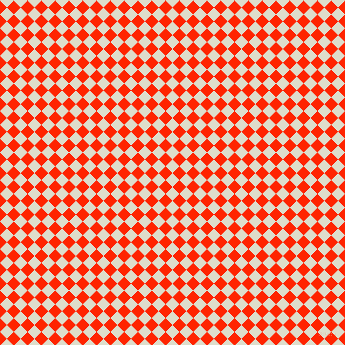 45/135 degree angle diagonal checkered chequered squares checker pattern checkers background, 20 pixel square size, , Green White and Scarlet checkers chequered checkered squares seamless tileable
