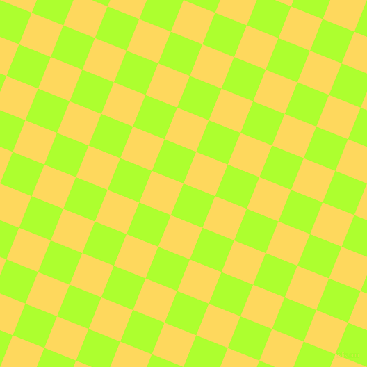 68/158 degree angle diagonal checkered chequered squares checker pattern checkers background, 49 pixel squares size, , Green Yellow and Dandelion checkers chequered checkered squares seamless tileable