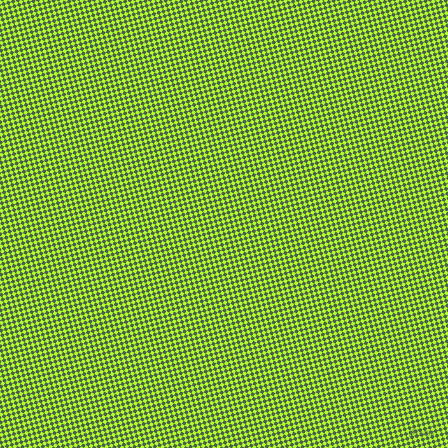 60/150 degree angle diagonal checkered chequered squares checker pattern checkers background, 5 pixel square size, , Green Yellow and Tom Thumb checkers chequered checkered squares seamless tileable