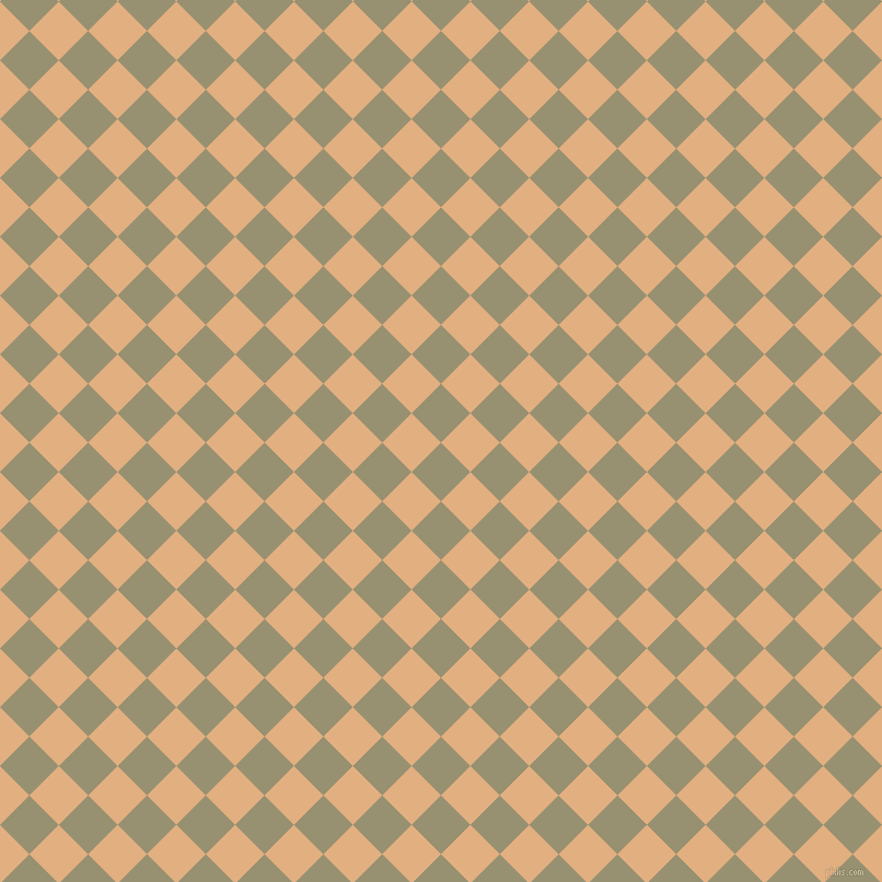45/135 degree angle diagonal checkered chequered squares checker pattern checkers background, 38 pixel squares size, , Gurkha and Manhattan checkers chequered checkered squares seamless tileable