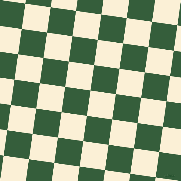 82/172 degree angle diagonal checkered chequered squares checker pattern checkers background, 84 pixel squares size, , Half Dutch White and Hunter Green checkers chequered checkered squares seamless tileable