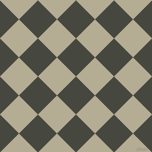 45/135 degree angle diagonal checkered chequered squares checker pattern checkers background, 89 pixel squares size, , Heavy Metal and Bison Hide checkers chequered checkered squares seamless tileable