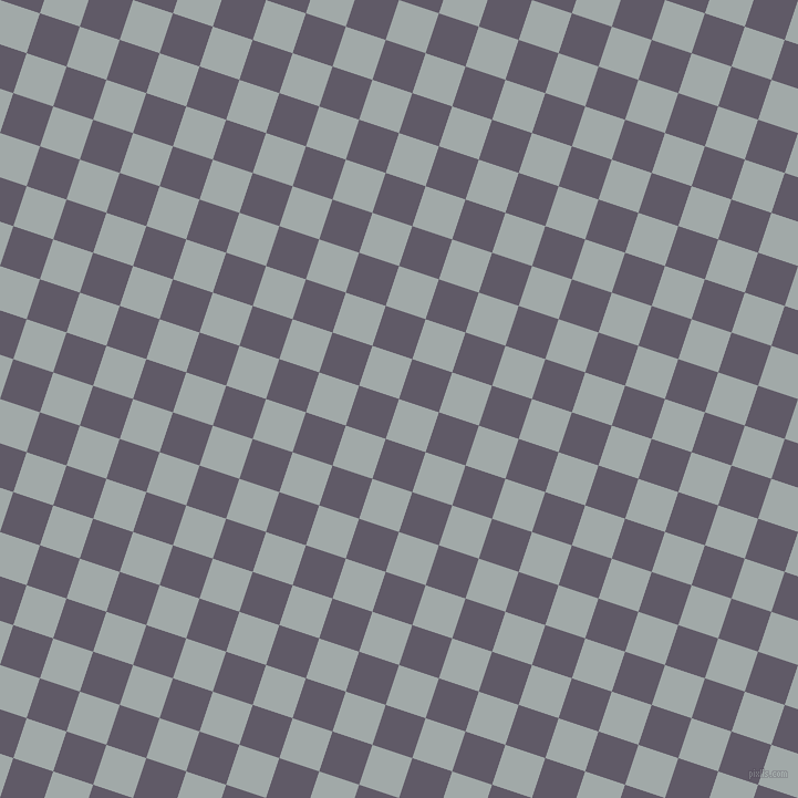 72/162 degree angle diagonal checkered chequered squares checker pattern checkers background, 38 pixel squares size, , Hit Grey and Mobster checkers chequered checkered squares seamless tileable