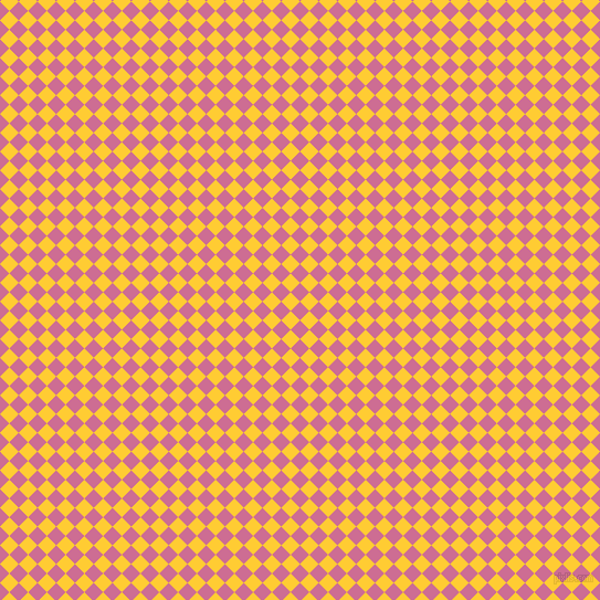 45/135 degree angle diagonal checkered chequered squares checker pattern checkers background, 12 pixel square size, , Hopbush and Sunglow checkers chequered checkered squares seamless tileable