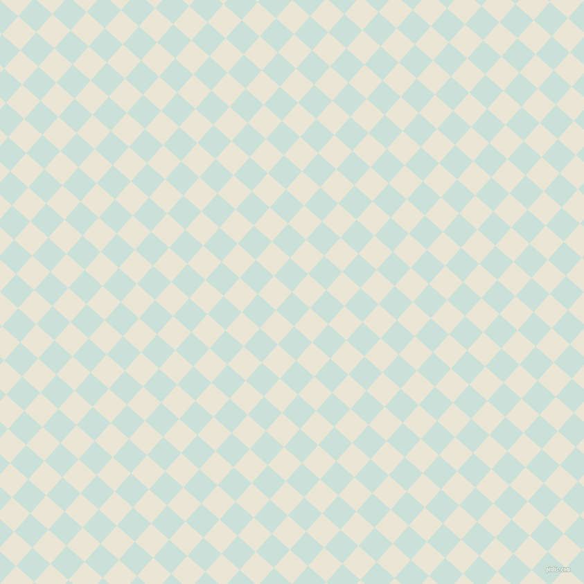 48/138 degree angle diagonal checkered chequered squares checker pattern checkers background, 35 pixel squares size, , Iceberg and Cararra checkers chequered checkered squares seamless tileable