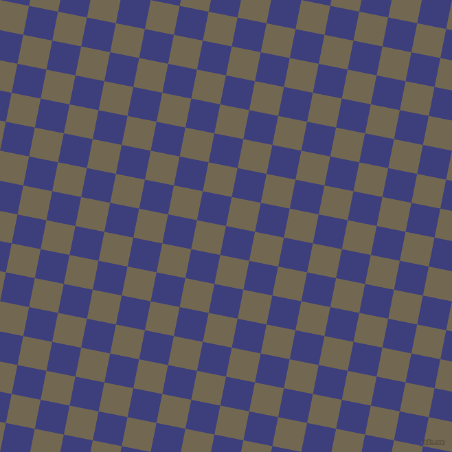 79/169 degree angle diagonal checkered chequered squares checker pattern checkers background, 43 pixel square size, , Jacksons Purple and Coffee checkers chequered checkered squares seamless tileable