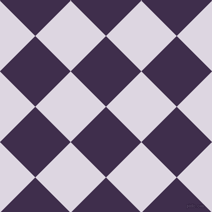 45/135 degree angle diagonal checkered chequered squares checker pattern checkers background, 100 pixel square size, , Jagger and Titan White checkers chequered checkered squares seamless tileable