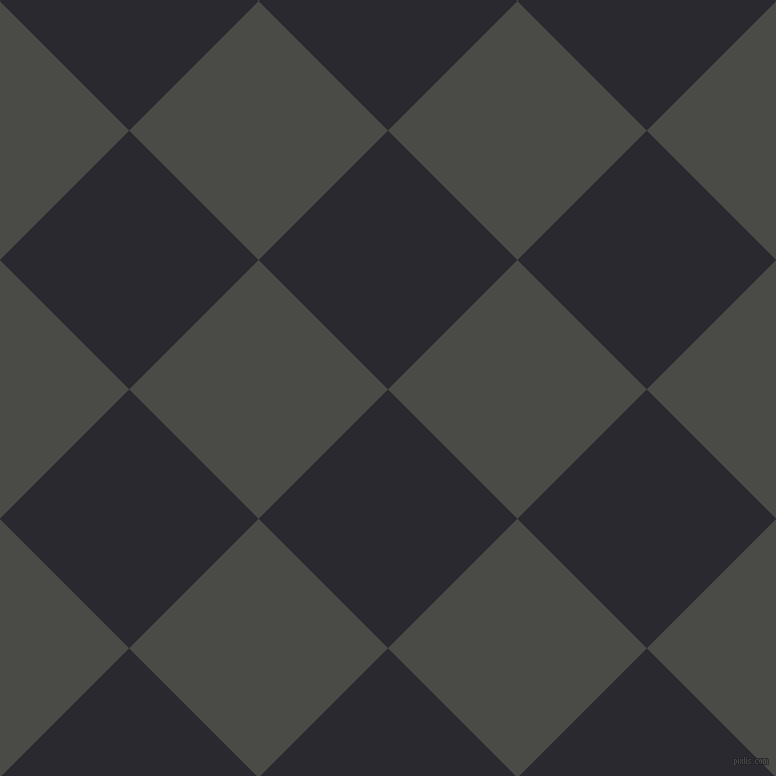 45/135 degree angle diagonal checkered chequered squares checker pattern checkers background, 183 pixel square size, , Jaguar and Gravel checkers chequered checkered squares seamless tileable