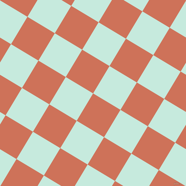 59/149 degree angle diagonal checkered chequered squares checker pattern checkers background, 106 pixel square size, , Japonica and Mint Tulip checkers chequered checkered squares seamless tileable