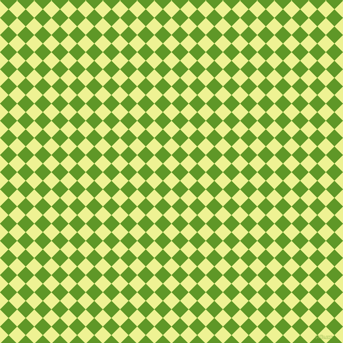 45/135 degree angle diagonal checkered chequered squares checker pattern checkers background, 25 pixel square size, , Jonquil and Limeade checkers chequered checkered squares seamless tileable