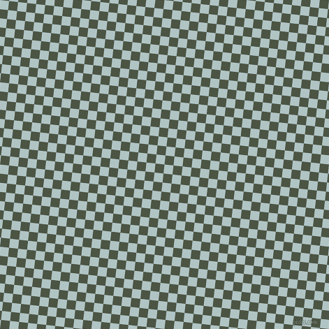 84/174 degree angle diagonal checkered chequered squares checker pattern checkers background, 13 pixel squares size, , Jungle Mist and Cabbage Pont checkers chequered checkered squares seamless tileable