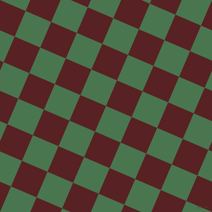 67/157 degree angle diagonal checkered chequered squares checker pattern checkers background, 89 pixel squares size, , Killarney and Burnt Crimson checkers chequered checkered squares seamless tileable