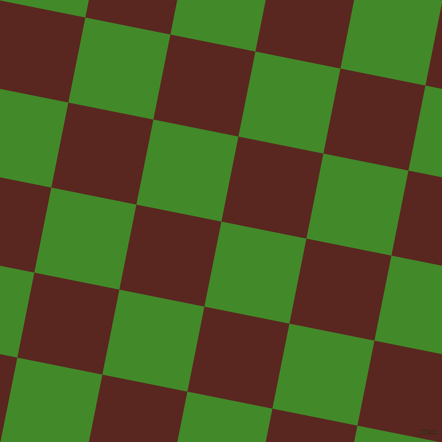 79/169 degree angle diagonal checkered chequered squares checker pattern checkers background, 174 pixel squares size, , La Palma and Caput Mortuum checkers chequered checkered squares seamless tileable