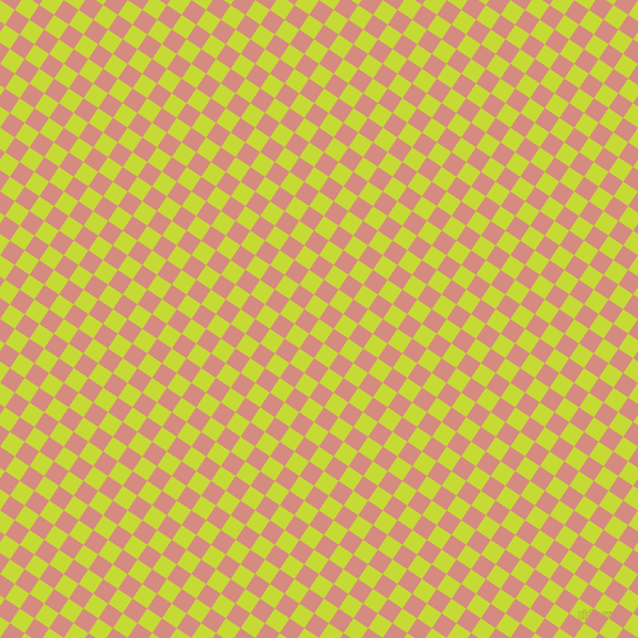 56/146 degree angle diagonal checkered chequered squares checker pattern checkers background, 16 pixel square size, , Las Palmas and My Pink checkers chequered checkered squares seamless tileable
