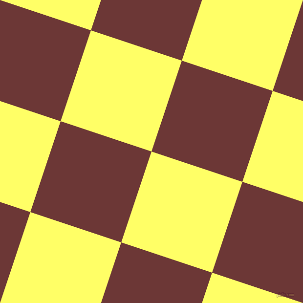 72/162 degree angle diagonal checkered chequered squares checker pattern checkers background, 196 pixel squares size, , Laser Lemon and Sanguine Brown checkers chequered checkered squares seamless tileable