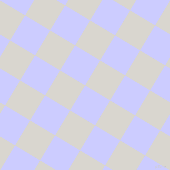 59/149 degree angle diagonal checkered chequered squares checker pattern checkers background, 100 pixel squares size, , Lavender Blue and Timberwolf checkers chequered checkered squares seamless tileable