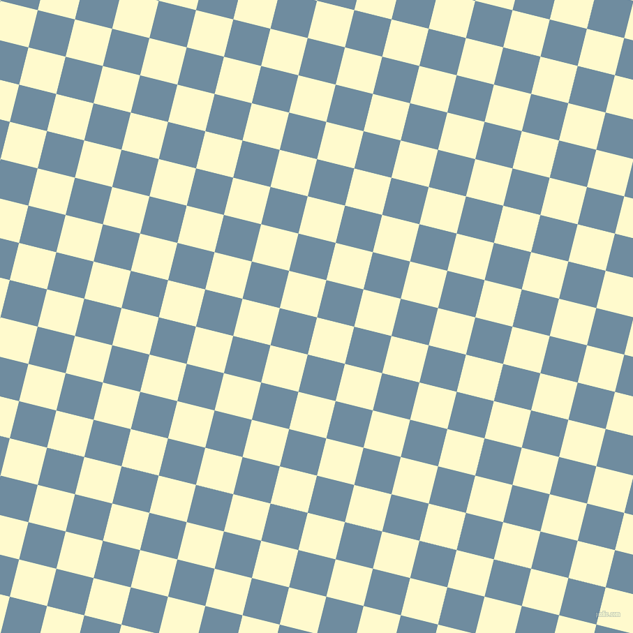 76/166 degree angle diagonal checkered chequered squares checker pattern checkers background, 55 pixel square size, , Lemon Chiffon and Bermuda Grey checkers chequered checkered squares seamless tileable