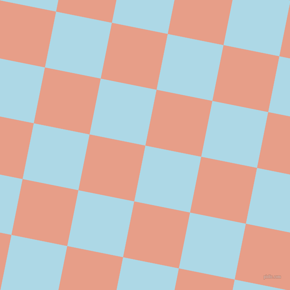 79/169 degree angle diagonal checkered chequered squares checker pattern checkers background, 116 pixel square size, , Light Blue and Tonys Pink checkers chequered checkered squares seamless tileable