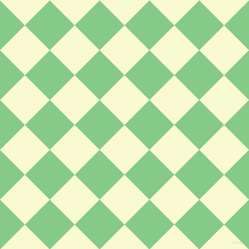 45/135 degree angle diagonal checkered chequered squares checker pattern checkers background, 114 pixel square size, , Light Goldenrod Yellow and De York checkers chequered checkered squares seamless tileable