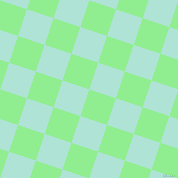72/162 degree angle diagonal checkered chequered squares checker pattern checkers background, 90 pixel squares size, , Light Green and Ice Cold checkers chequered checkered squares seamless tileable