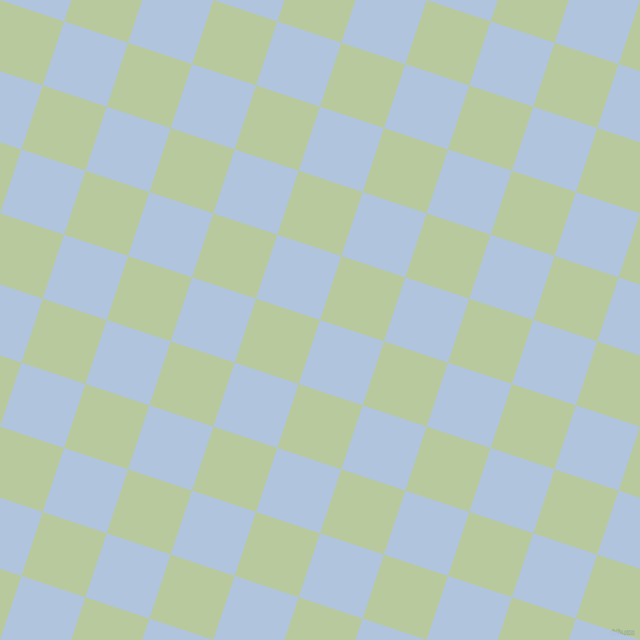 72/162 degree angle diagonal checkered chequered squares checker pattern checkers background, 98 pixel square size, , Light Steel Blue and Sprout checkers chequered checkered squares seamless tileable