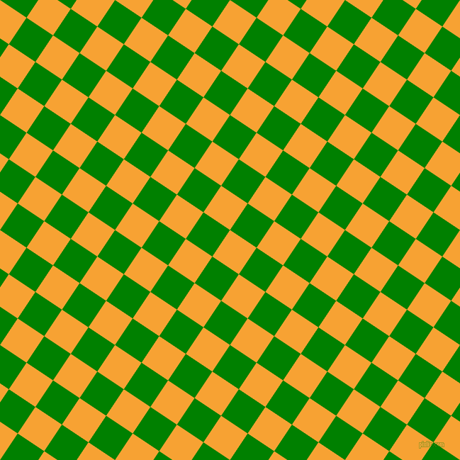 56/146 degree angle diagonal checkered chequered squares checker pattern checkers background, 45 pixel squares size, , Lightning Yellow and Green checkers chequered checkered squares seamless tileable