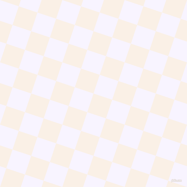 72/162 degree angle diagonal checkered chequered squares checker pattern checkers background, 67 pixel squares size, , Linen and Magnolia checkers chequered checkered squares seamless tileable